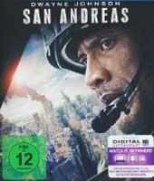 San Andreas - [DE] BLU-RAY