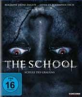 The School - Schule Des Grauens - [DE] BLU-RAY