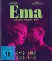 Ema - Sie Spielt Mit Dem Feuer - [DE] BLU-RAY