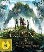 Espen Und Die Legende Vom Bergkönig - [Askeladden - I Dovregubbens Hall] - [DE] BLU-RAY