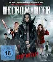 Necromancer Stay Metal - [Lad De Dode Hvile] - [DE] BLU-RAY
