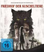 Friedhof Der Kuscheltiere - [Pet Sematary] (2019) - [DE] BLU-RAY