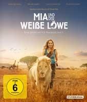 Mia Und Der Weisse Löwe - [Mia Et Le Lion Blanc] - [DE] BLU-RAY