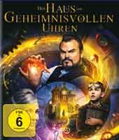 Das Haus Der Geheimnisvollen Uhren - [The House With A Clock In Its Walls] - [DE] BLU-RAY