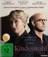 Kindeswohl - [The Children's Act] - [DE] BLU-RAY