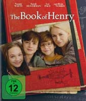 The Book Of Henry - [DE] BLU-RAY