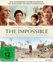 The Impossible - [Lo Imposible] - [DE] BLU-RAY