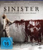 Sinister - [DE] BLU-RAY