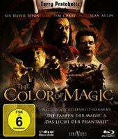 The Color Of Magic - [DE] BLU-RAY