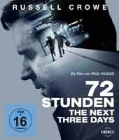 72 Stunden - [The Next Three Days] - [DE] BLU-RAY