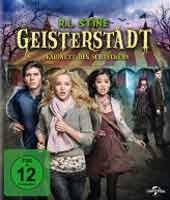 R L Stine's Geisterstadt - Kabinett Des Schreckens - [RL Stine's Monsterville - The Cabinet Of Souls] - [DE] BLU-RAY