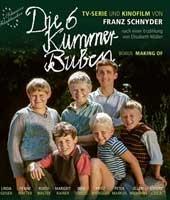 Die 6 Kummerbuben (TV 1968) - [CH] BLU-RAY