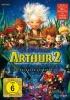 Arthur Und Die Minimoys 2 - Die Rückkehr Des Bösen M - [Arthur Et La Vengeance De Maltazard] - [DE] DVD