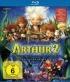 Arthur Und Die Minimoys 2 - Die Rückkehr Des Bösen M - [Arthur Et La Vengeance De Maltazard] - [DE] BLU-RAY